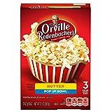 Orville Ex Butter 3 Pack Pop Up Bowl