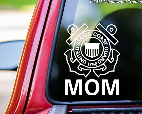 coast guard mom sticker buyer's guide