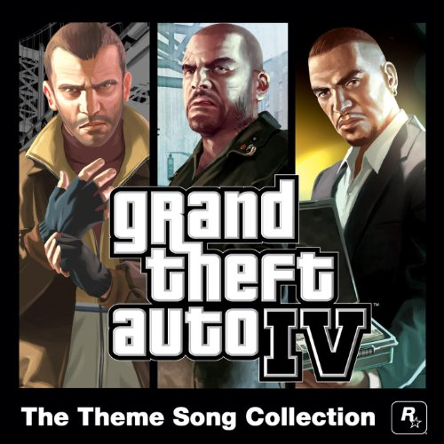Grand Theft Auto Iv The Theme Song Collection