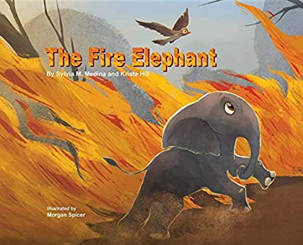 Molelo the Fire Elephant