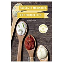 Petit Livre - Sauces et marinades en 150 recettes (LE PETIT LIVRE)