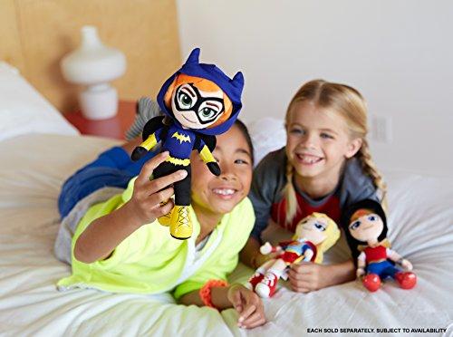 51IZimav2nL DC Super Hero Girls: Batgirl Mini Plush Dolls