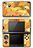 My Little Pony Friendship is Magic MLP Applejack Video Game Vinyl Decal Skin Sticker Cover for Original Nintendo 3DS System