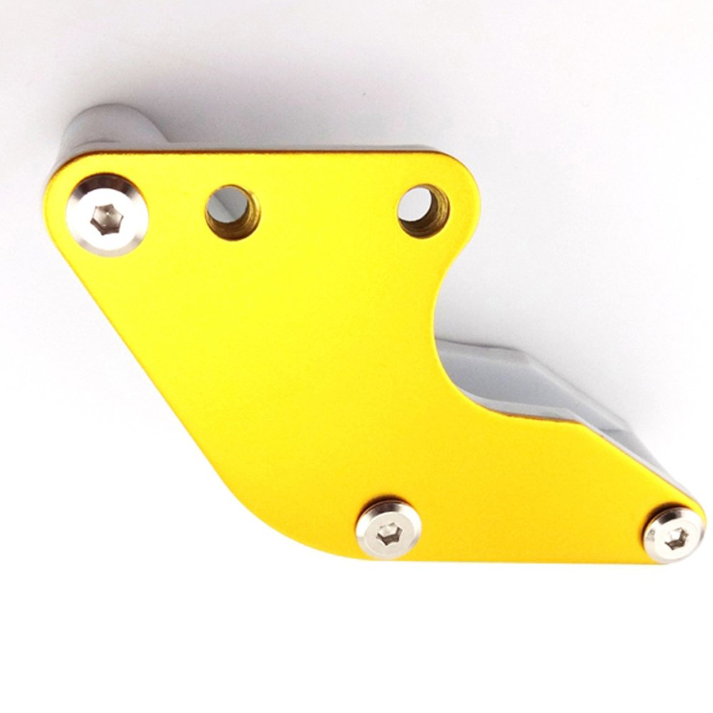 Race-Guy Aluminum Rear Swingarm Guard Chain Guide For Chinese Pit Dirt Trail Bike Motorcycle 50cc-160cc