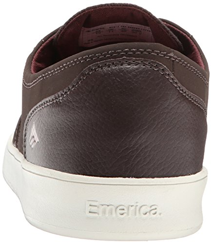 CHAUSSURES EMERICA THE ROMERO LACED DARK BROWN
