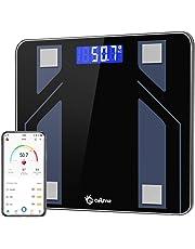 Bascula Baño Bluetooth Báscula Grasa Corporal Profesional Inteligente Báscula de Baño Digital Báscula Corporal con App