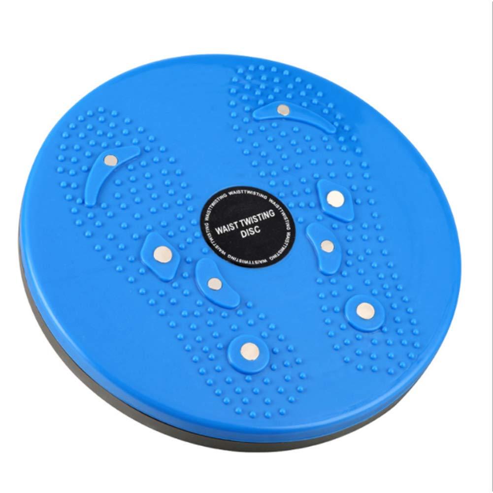 Mioloe Fitness Twist Board aer/óbico Ejercicio Muscular tonificaci/ón Balance Board Anti Deslizamiento Ejercicio Wobble Board