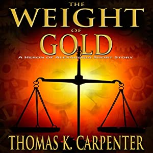 The Weight of Gold Audiobook