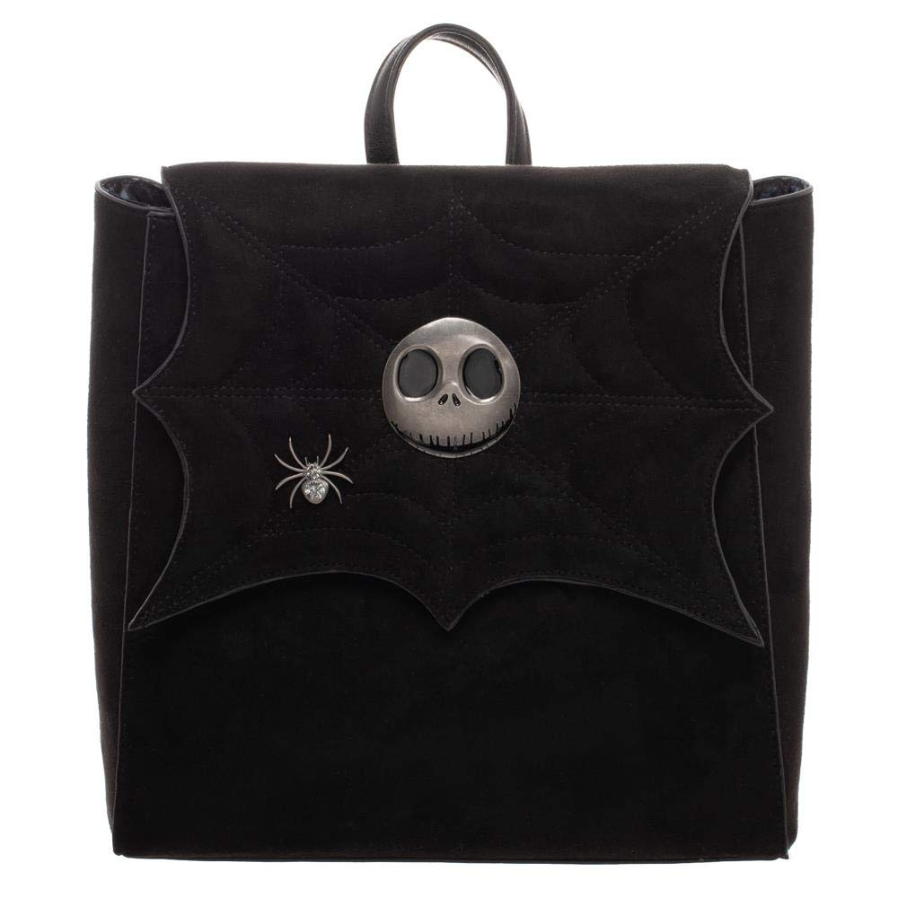 Amazon.com: Mini Jack Skellington Mochila Nightmare Before ...