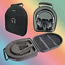 V-MOTA TDG headphone suitcase Carry case boxs For Sony MDR-7506 MDR-CD900ST MDR-V6 MDR-7509 MDR-1R MDR-1A MDR-10R MDR-1000X MDR-V900 MDR-V600 (headset suitcase)