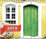 Greek Wall Calendar 2018: Colours of Crete