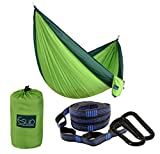 Best Nylon Hammocks - Esup XL Camping Hammock -Multifunctional Lightweight Nylon Portable Review