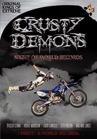 Amazon com: Crusty Demons Night of World Records by Trigger