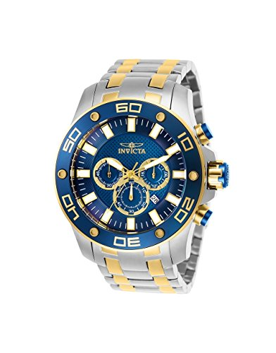 Invicta Pro Diver Chronograph Blue Dial Mens Watch 26082