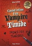 CARNET INTIME D'UN VAMPIRE TIM