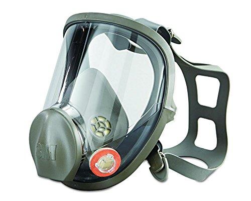 3M Full Facepiece Reusable Respirator 6700, Respiratory Protection ...
