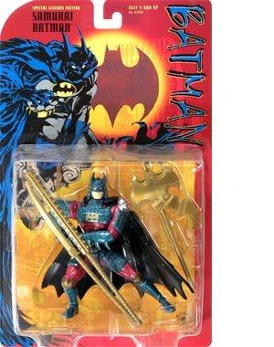 Warner Brothers Toy (Batman - Legends of Batman (Samurai) Warner Brothers Exclusive - Series 2 Action Figure)