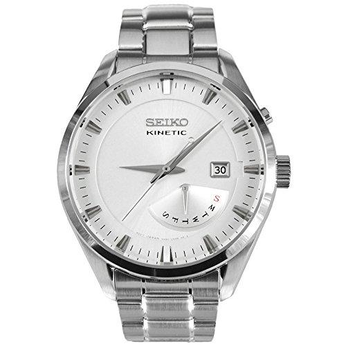 - GENUINE SEIKO Watch CLASSIC Male KINETIC - srn043p1