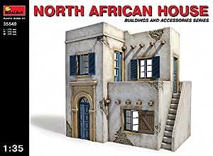 MiniArt 35540  - Casa del norte de África