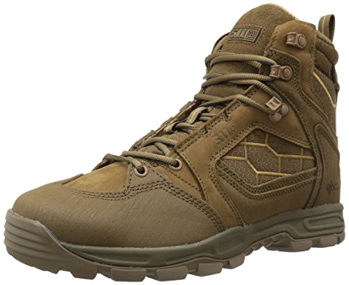 5.11 Men's XPRT 2.0 Desert Tactical Boot, Dark Coyote, 10 D(M) US