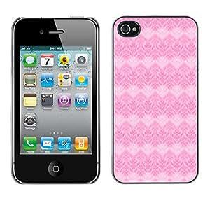 ZECASE Funda Carcasa Tapa Case Cover Para Apple iPhone 4 / 4S No.0000420