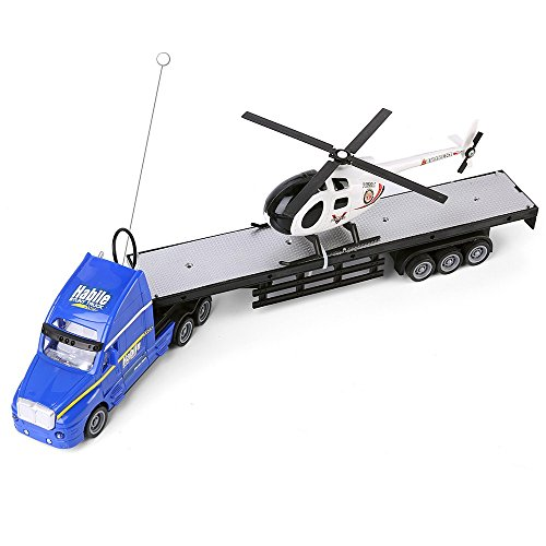 Buy remote control semi truck and trailer large