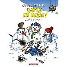 CRS = Détresse 09 Battu en neige!