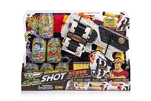 Stormtrooper Zombie (1 X X-Shot Zombie Excess Blaster by Zuru)