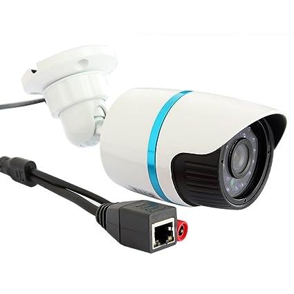 ELP 720P Mini nocturna de la cámara HD IP de la visión ONVIF 2.0 Cámaras de