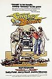 72249 Smokey and The Bandit Movie Burt Reynolds 70's Decor Wall 32x24 Poster Print