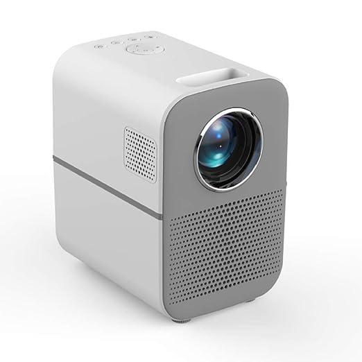 Proyector de vídeo, Portátil Inicio proyector Multimedia, no Hay ...