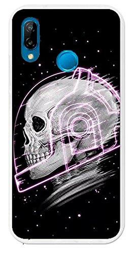 BIPOP CASE – Carcasa Calavera Casco Neon Estrella Galaxia Huawei P20 Lite – Dream Catcher –