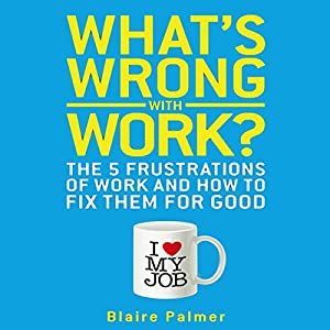What's Wrong with Work? Audiobook
