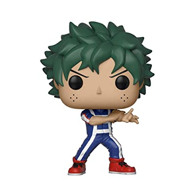 Funko POP! Animation: My Hero Academia - Deku Collectible Figure, Multicolor: Toys & Games
