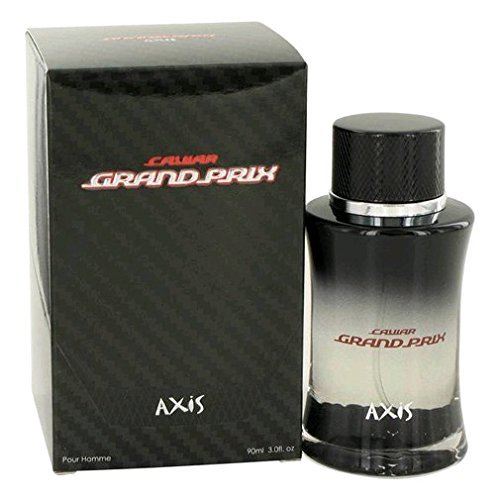 Axis Caviar Grand Prix Black by SOS Creations for Men 3.0 oz Eau de Toilette Spray by Axis