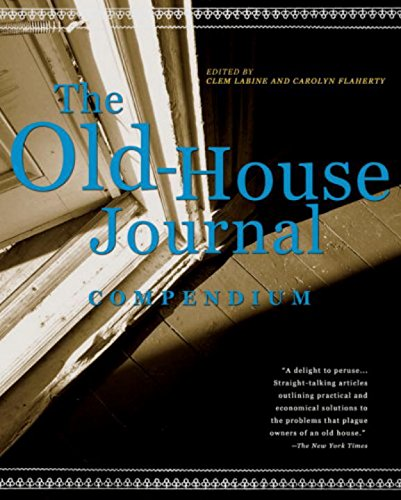 Download The Old-House Journal Compendium pdf epub