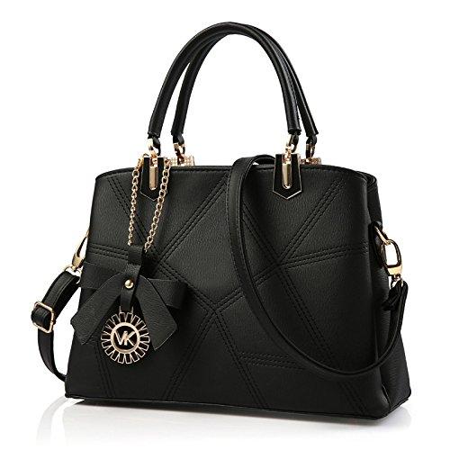 Sugar Milly Tote Bag (Black) - 5