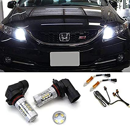 Fits Honda Integra DC2 Super White Xenon HID Parking Beam Side Light Bulbs