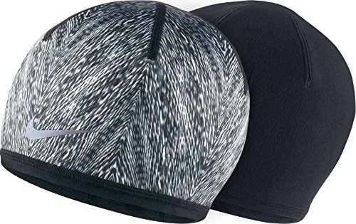 Nike Cold Weather Beanie - BLACK/WHITE/REFLECTIVE SILVER