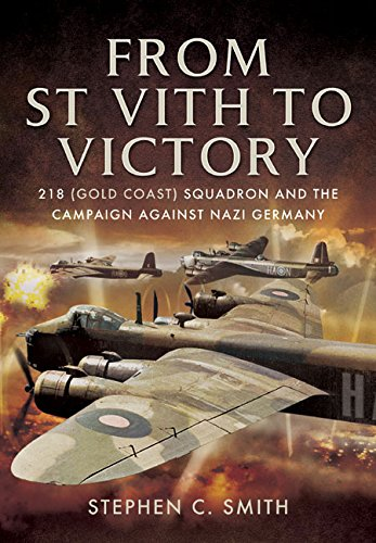 From St Vith to Victory: 218 (Gold Coast) Squadron and the Campaign Against Nazi Germany