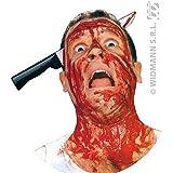 Fascia coltello nella testa