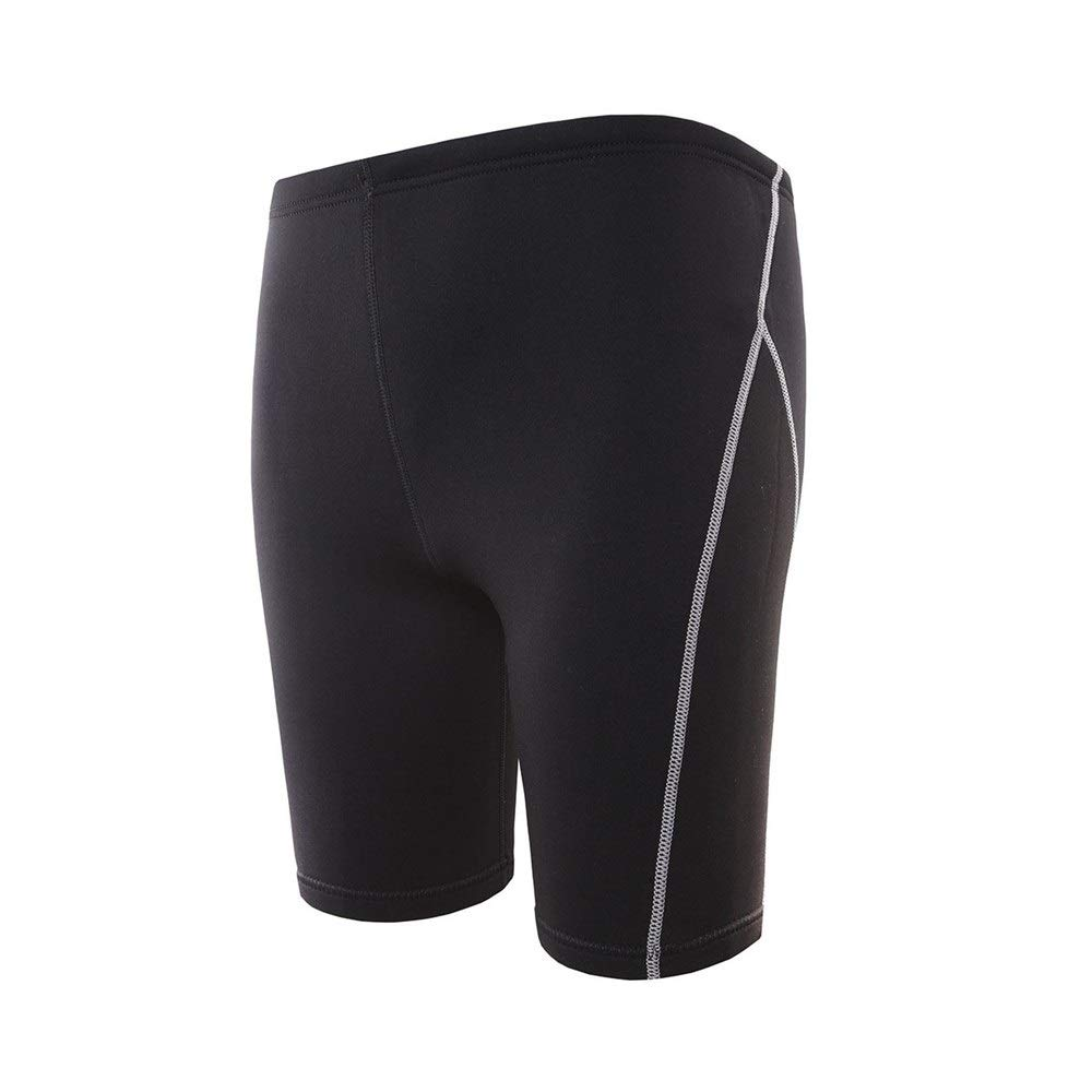 Black XXXL ProBikeUS 1.8mm Diving Shorts Snorkeling Pants surf Pants Swimming Trunks sail Rowing Boat
