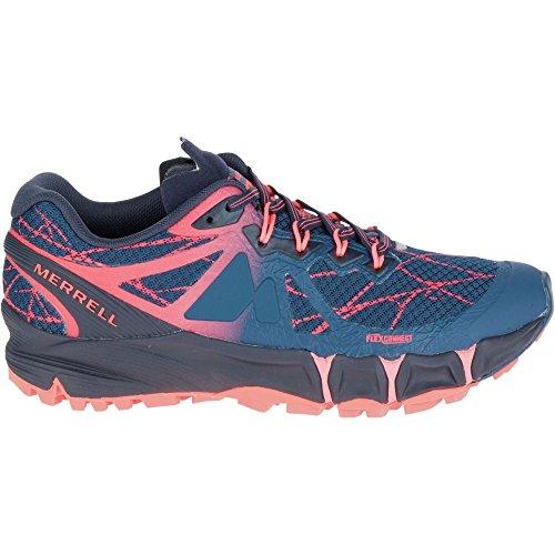 (メレル) Merrell レディース ランニング?ウォーキング シューズ?靴 Merrell Agility Peak Flex Trail Running Shoes [並行輸入品]