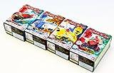 Tokumei Sentai Go-Busters Go-Busters minicar machine toys Candy Toys Bandai (all four Furukonpu set)