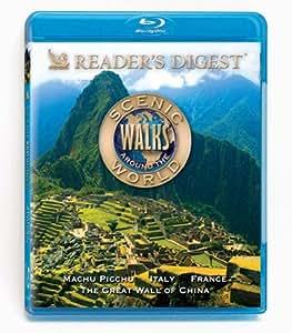 Scenic Walks Around the World: Historic Pathways [Blu-ray]