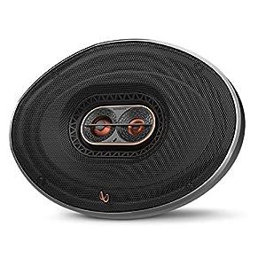 "Infinity REF-9623ix 300W Max 6"" x 9"" 3-Way Car Audio Speaker with Edge-Driven, Textile Tweeters"