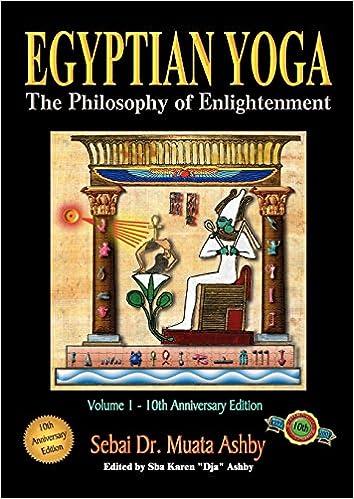 Amazon com: Egyptian Yoga: The Philosophy of Enlightenment
