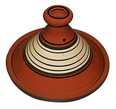 Cooking Tagine Moroccan Clay Pot Extra Large from Hand Made