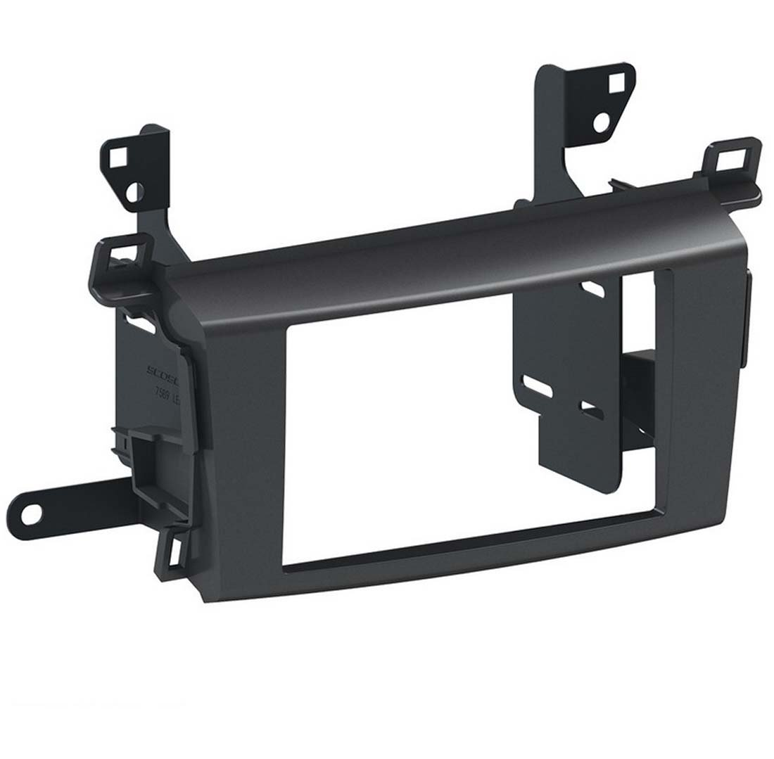 Scosche Ta2115b 2013 Up Toyota Rav4 Double Din Or W Wiring Harness Problems Pocket Install Dash Kit Car Electronics