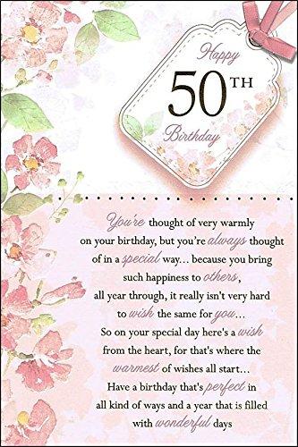 Biglietto Di Auguri 50 Anni Compleanno Modelliemodelle
